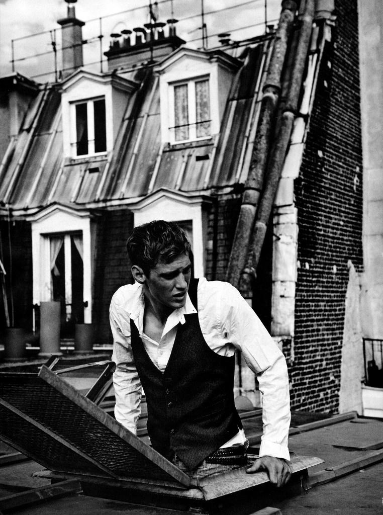 GQ Italy - Garçons Terribles - Matthew Brookes