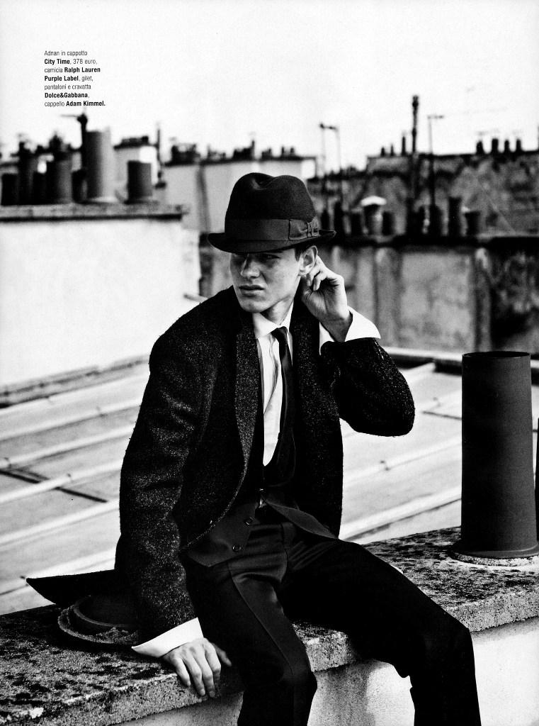GQ Italy - Garçons Terribles - Matthew Brookes - 09