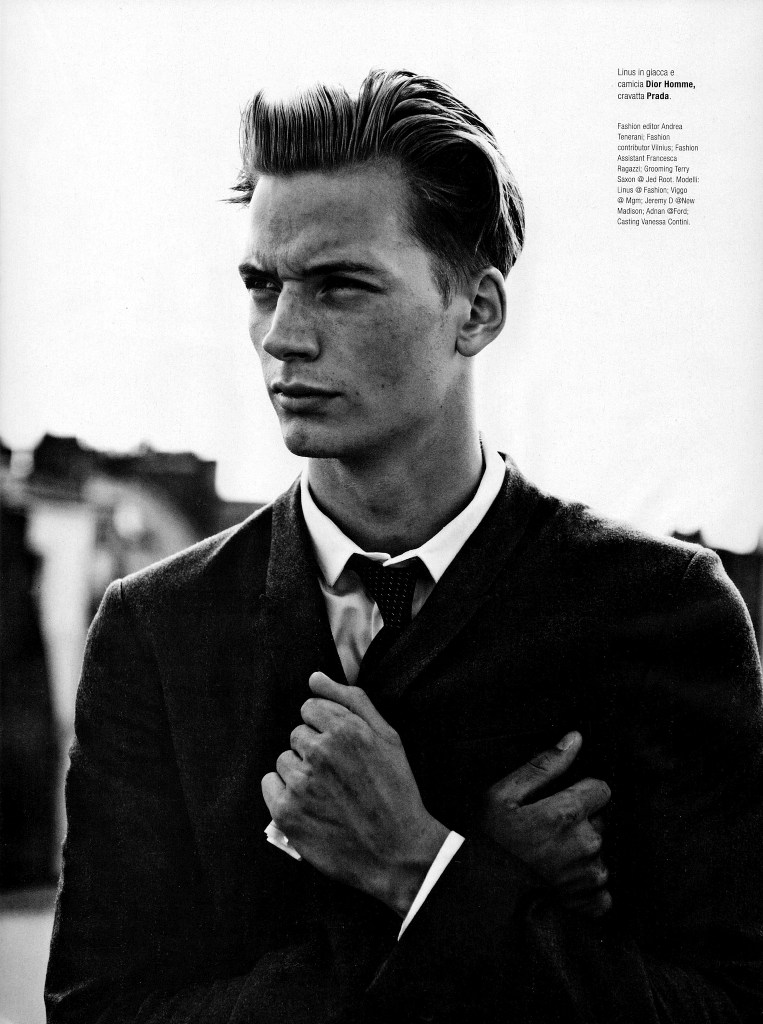 GQ Italy - Garçons Terribles - Matthew Brookes - 10