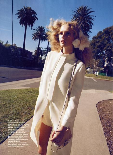by Camilla Akrans, Harper's Bazaar