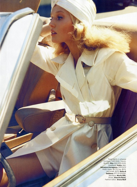 Chic easy pieces - Harper's Bazaar US