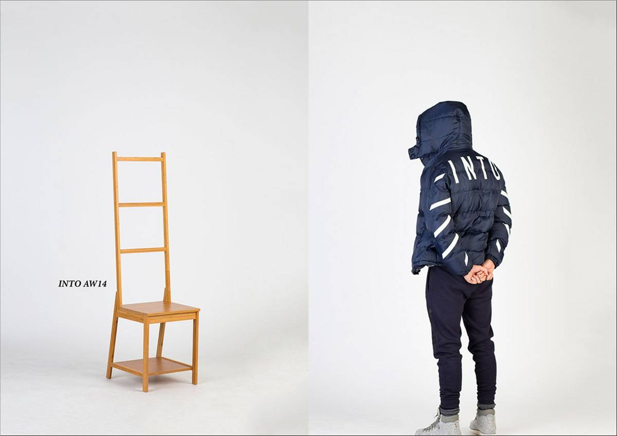 INTO collection for autumn - winter 2014