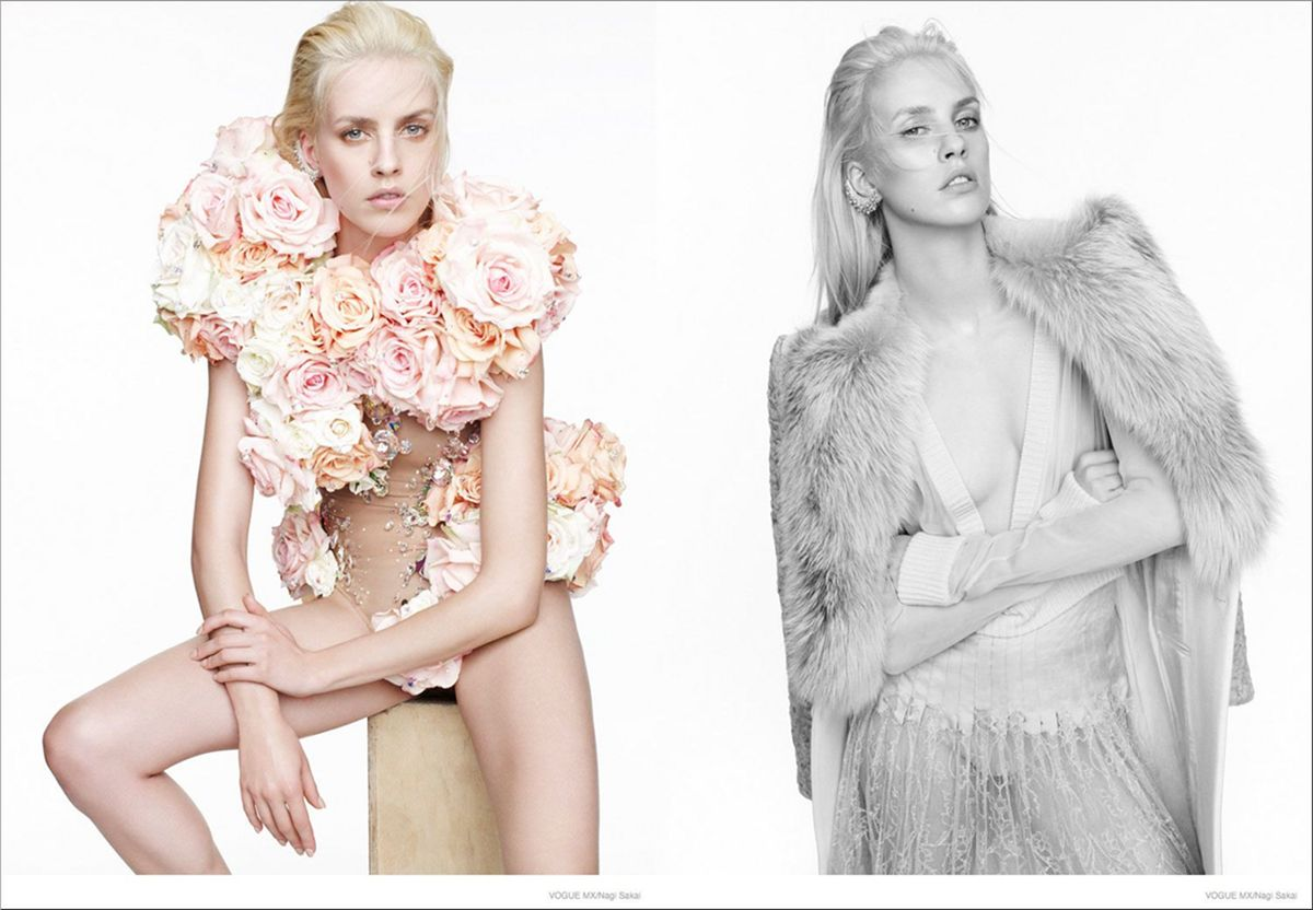 Julia Frauche for Vogue Mexico