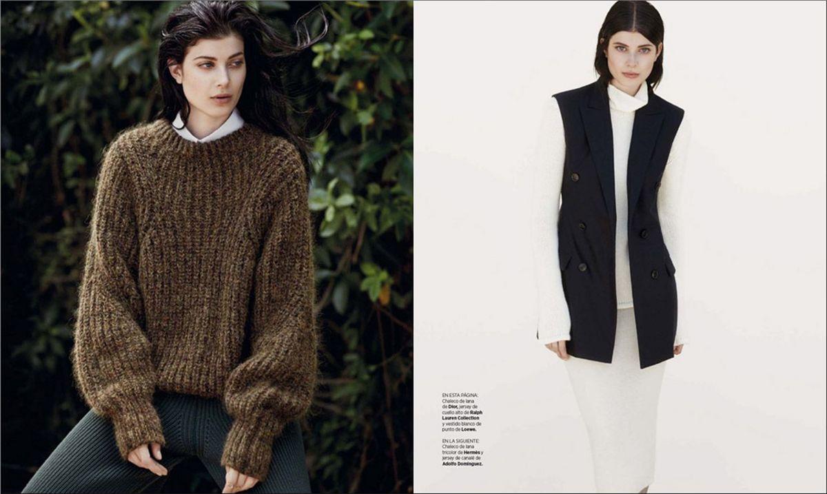 Larissa Hofmann for Harper's Bazaar