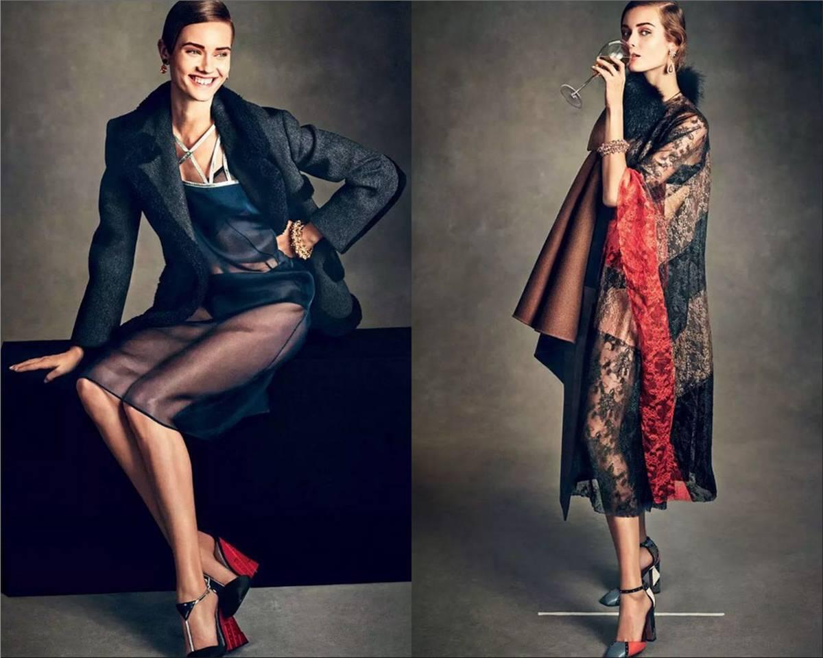 Monika Jac Jagaciak for Vogue Japan