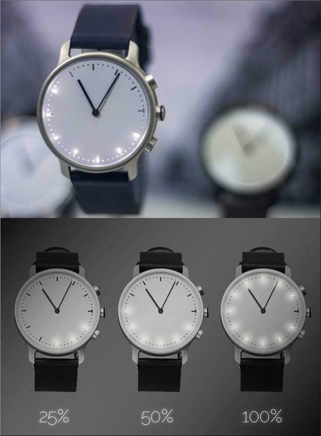 Nevo - smart minimalist watch