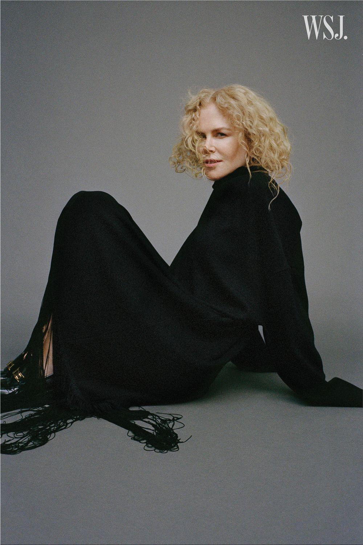 Nicole Kidman in WSJ Magazine
