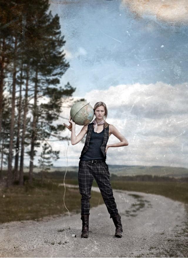 Nygårdsanna lookbook by Carl Bengtsson - 01