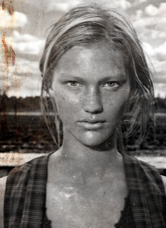 Nygårdsanna lookbook by Carl Bengtsson