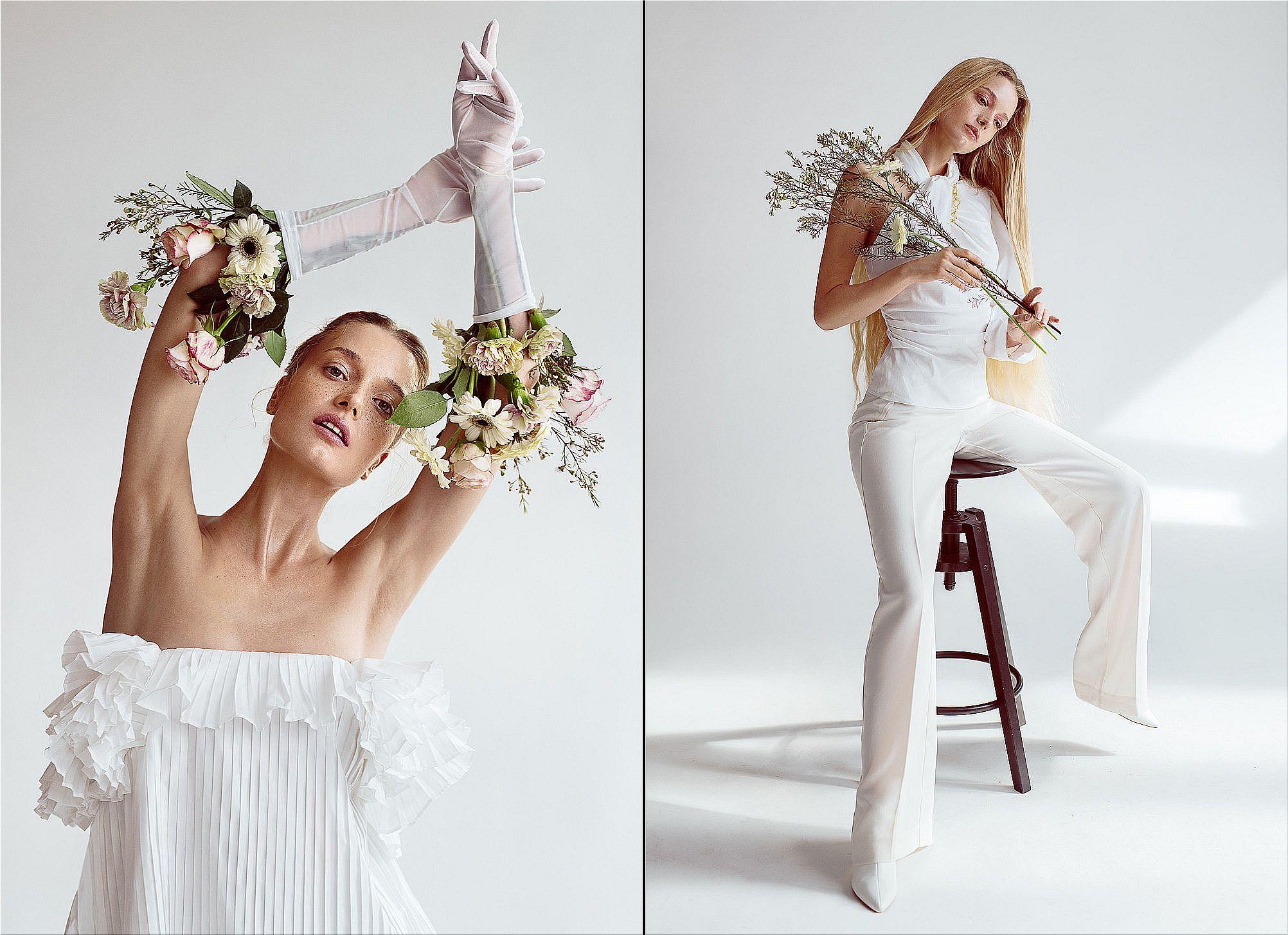 Olga shot by Joanna Kustra for Factice Magazine