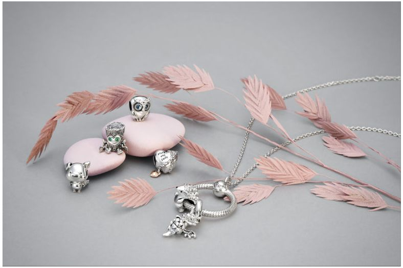 Pandora Launches Magic Fall Collection - Wonderland   Haut Fashion