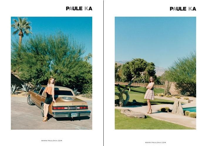 Paule Ka spring/summer 2011 ad campaign - 1