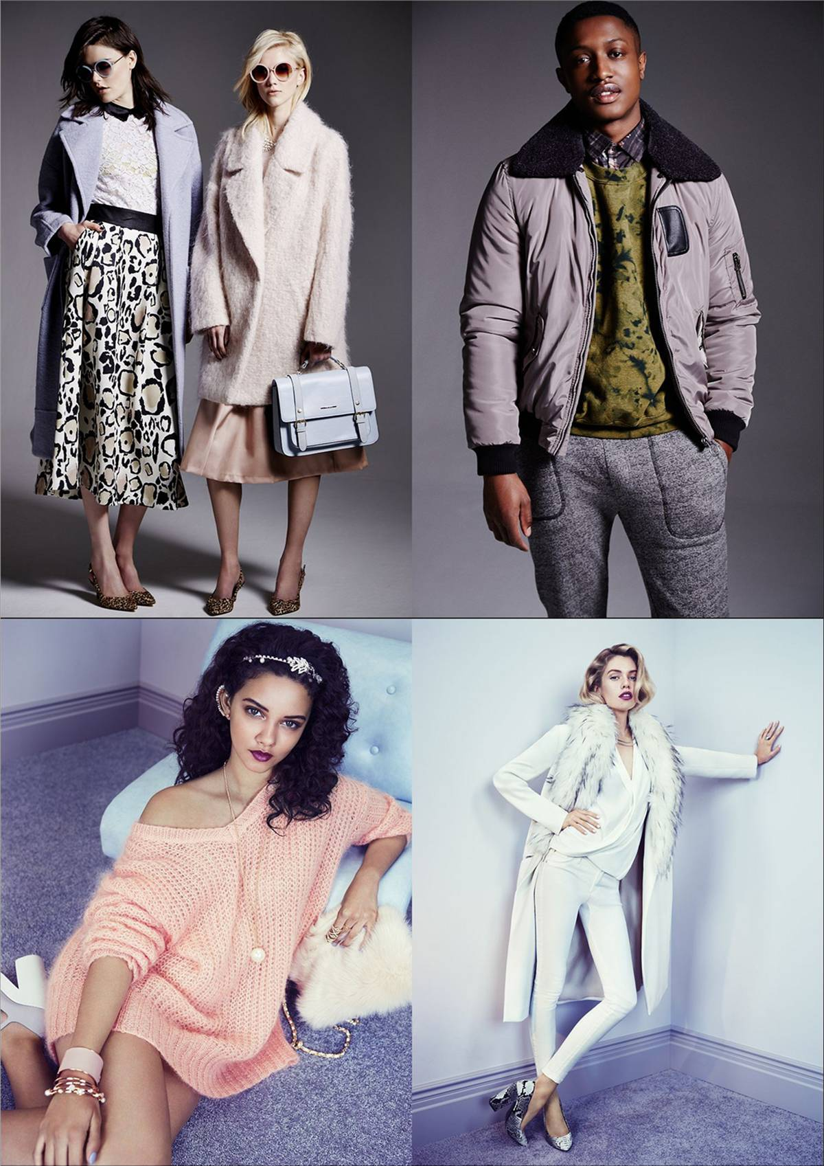 River Island 2014-2015 Fall-Winter collection