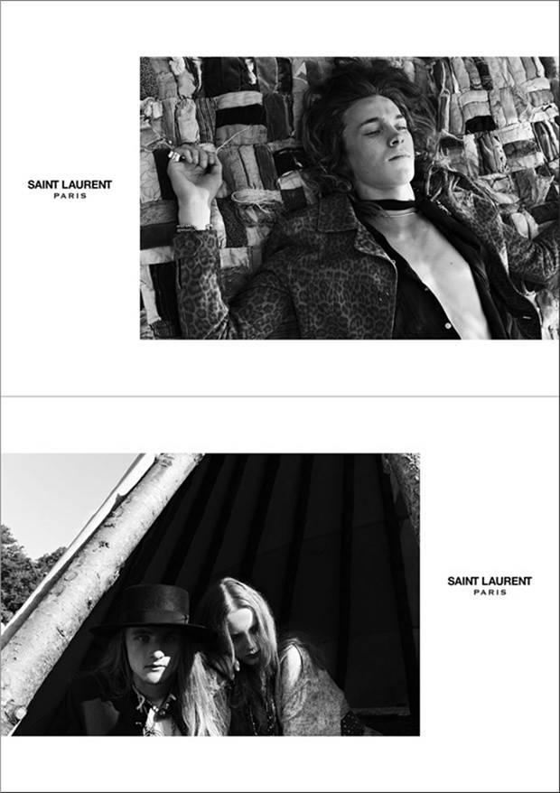 Saint Laurent spring summer 2015 collection
