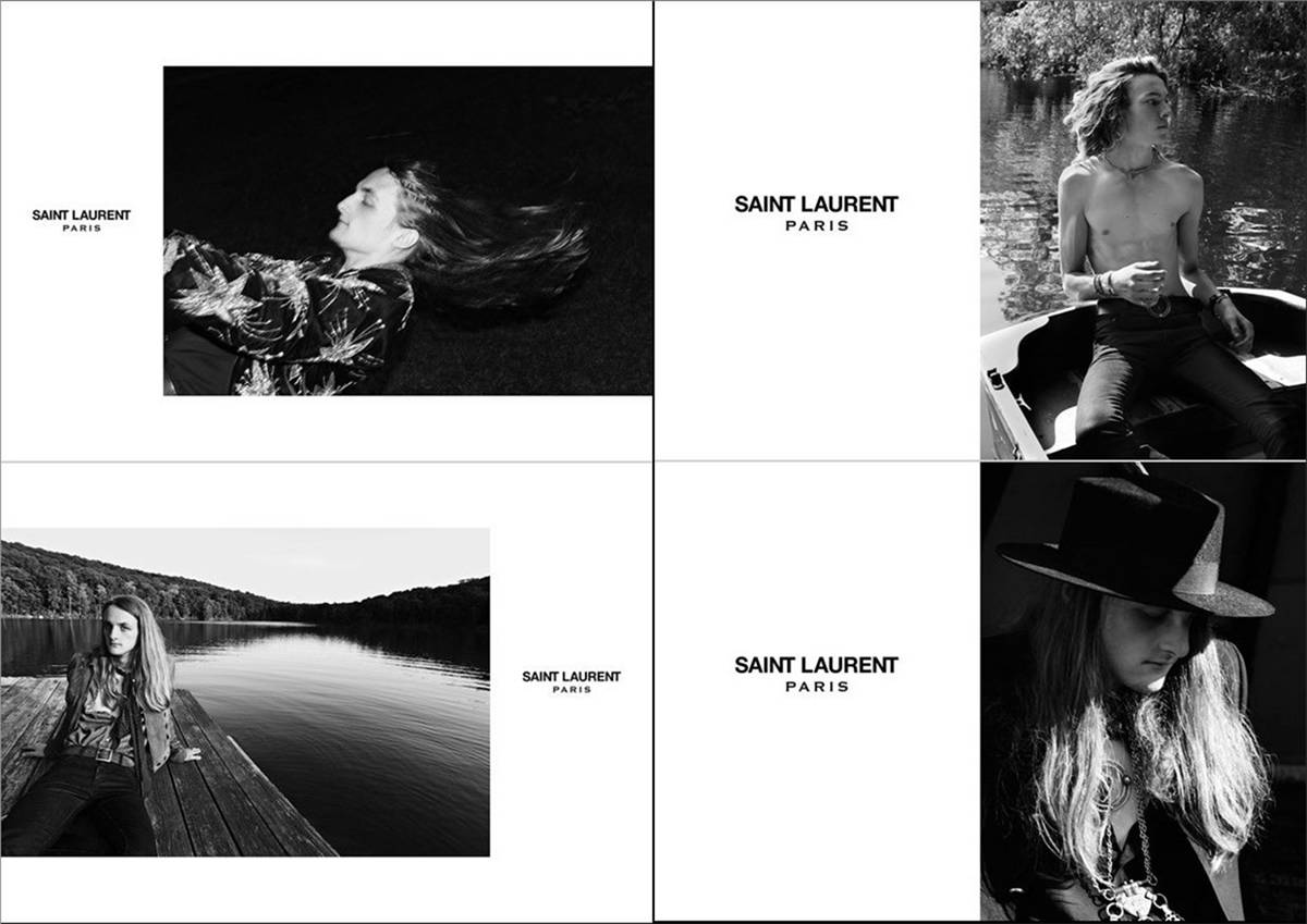 Saint Laurent spring summer 2015 collection