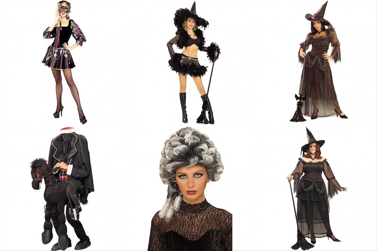 Halloween costumes for men and women