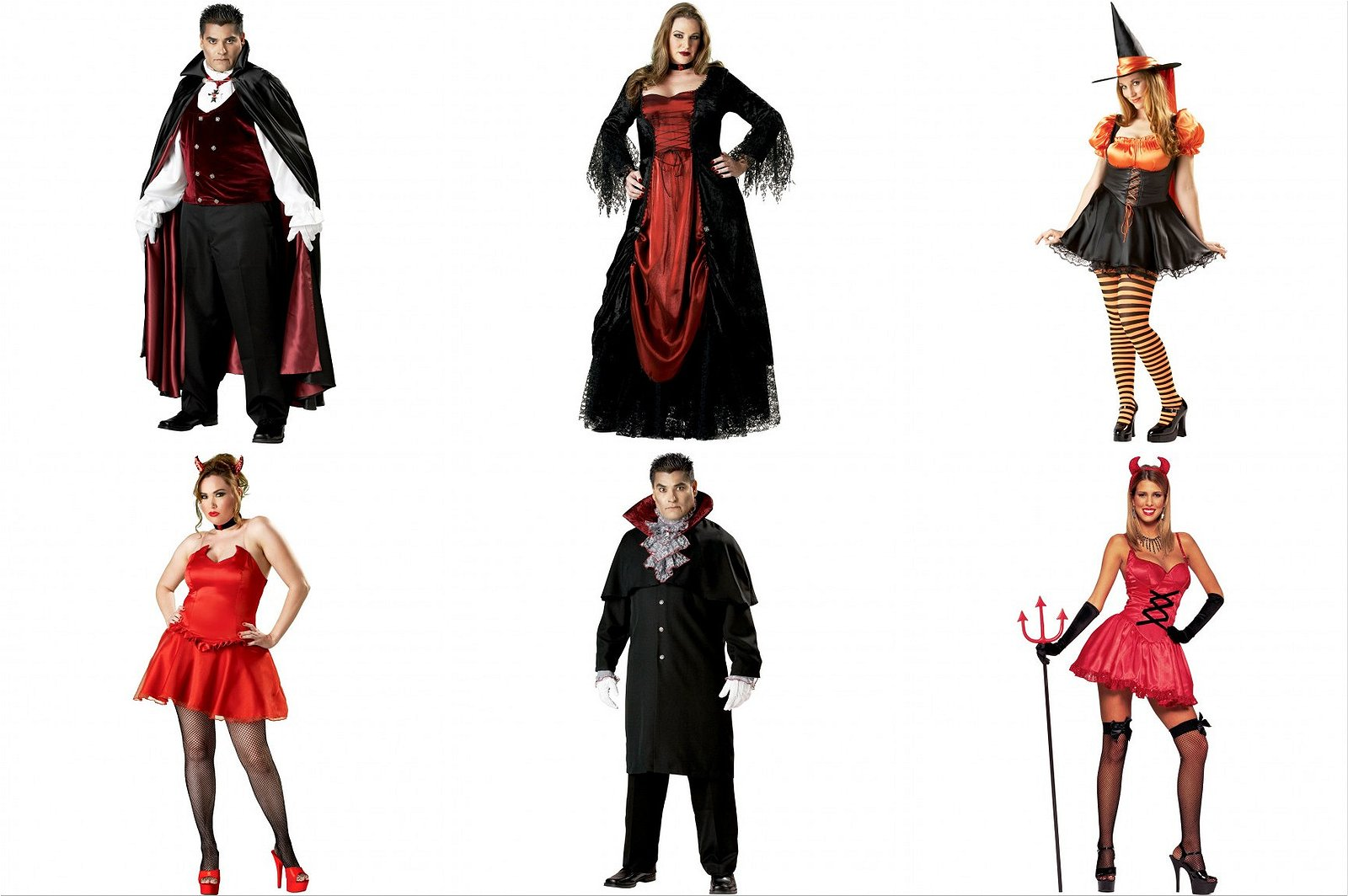 Halloween costumes that never go out of style