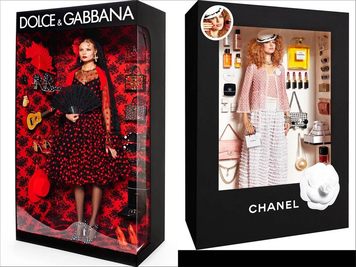 Vogue Fashion Dolls - haute couture collection