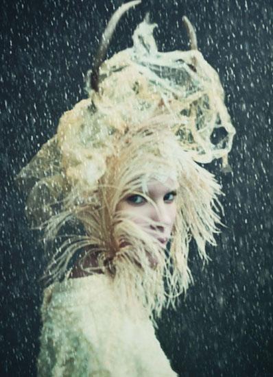 Britt Maren - Paolo Roversi - W