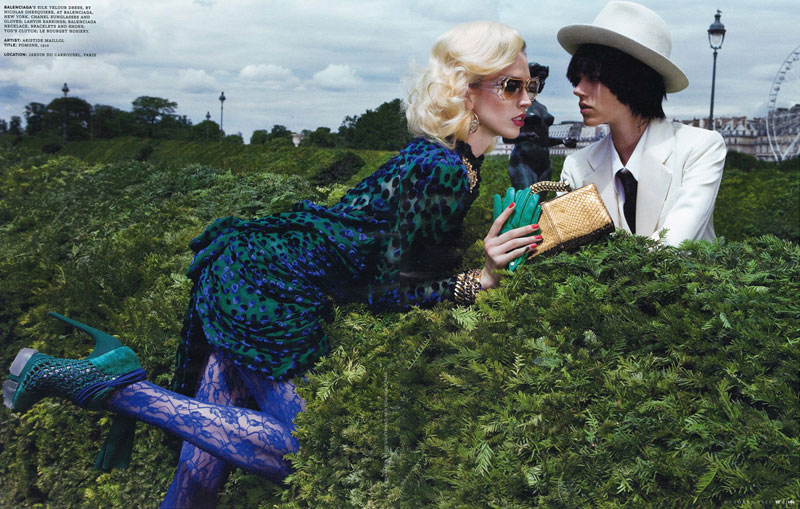 Art&Commerce by Inez&Vinoodh - W magazine