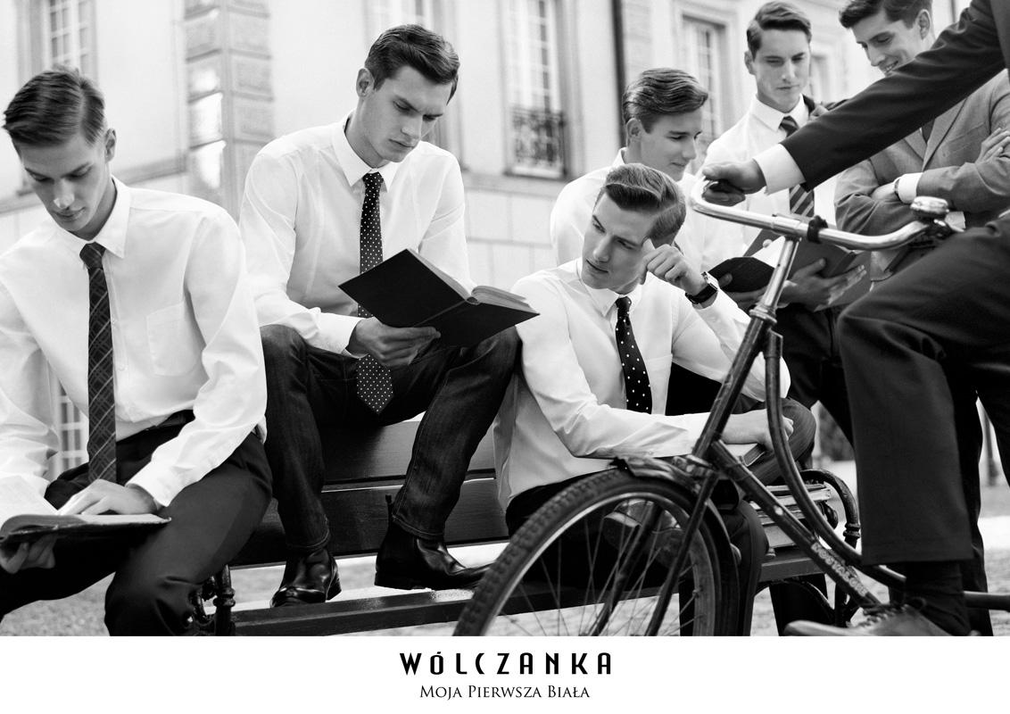 Wolczanka spring/summer 2010 ads - 2