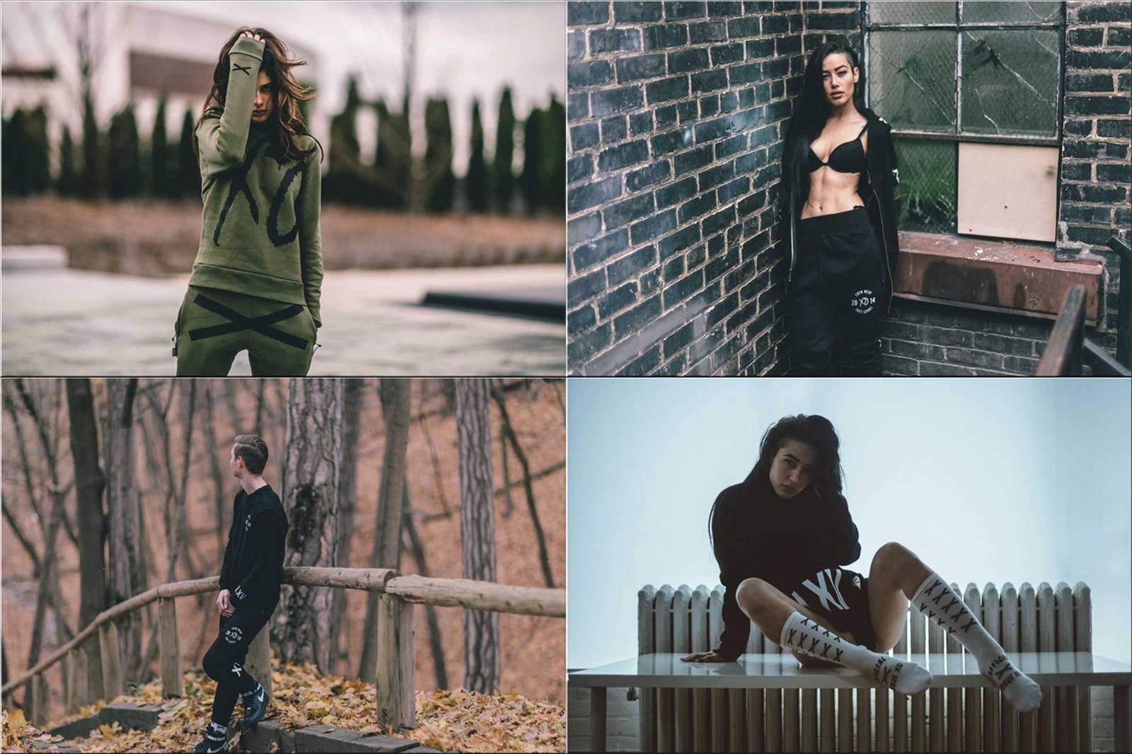 XO fall - winter 2014 collection