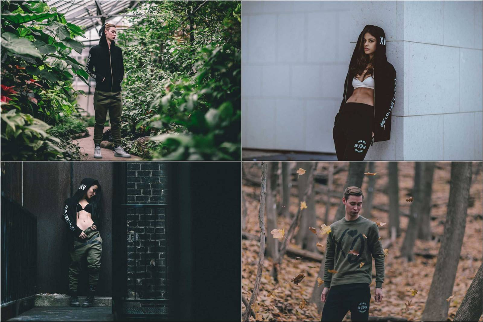 XO fall - winter collection