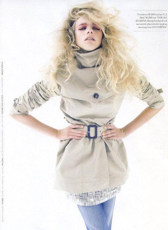 Valerie Van der Graaf in Avantgarde