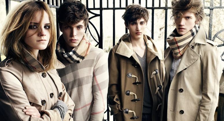 Burberry fall-winter 2009/2010 ad campaign -06