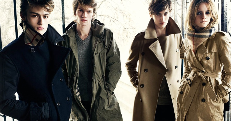 Burberry fall-winter 2009/2010 ad campaign -07