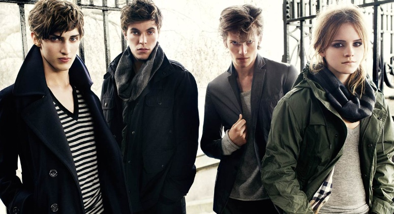 Burberry fall-winter 2009/2010 ad campaign -10