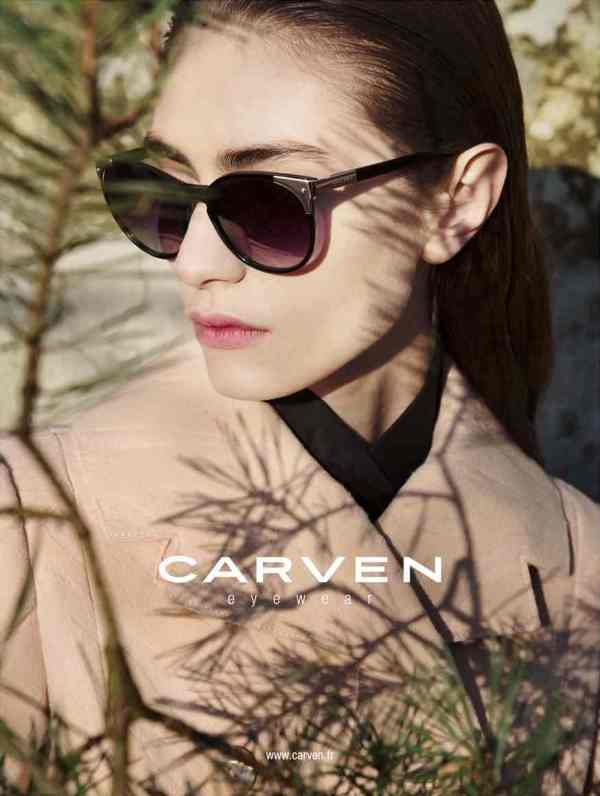 Marine Deleeuw, Carven fw2013 accessories