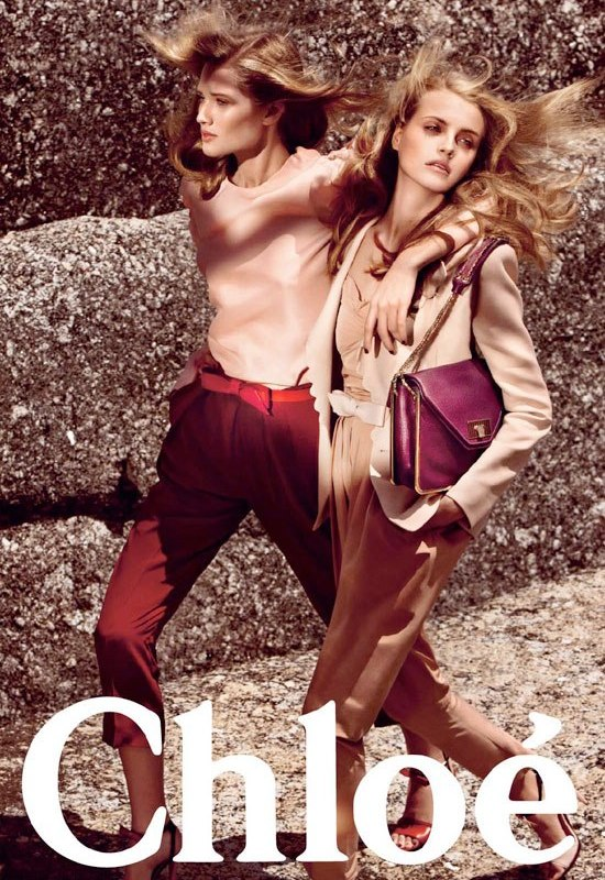 Chloé spring 2009 ad campaign