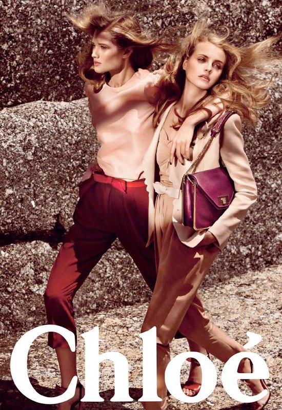 Chloé spring 2009 ad campaign