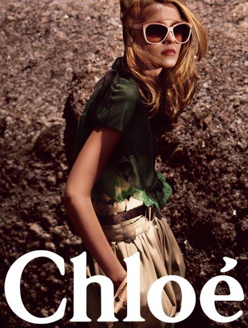 Chloé ss09 ad campaign