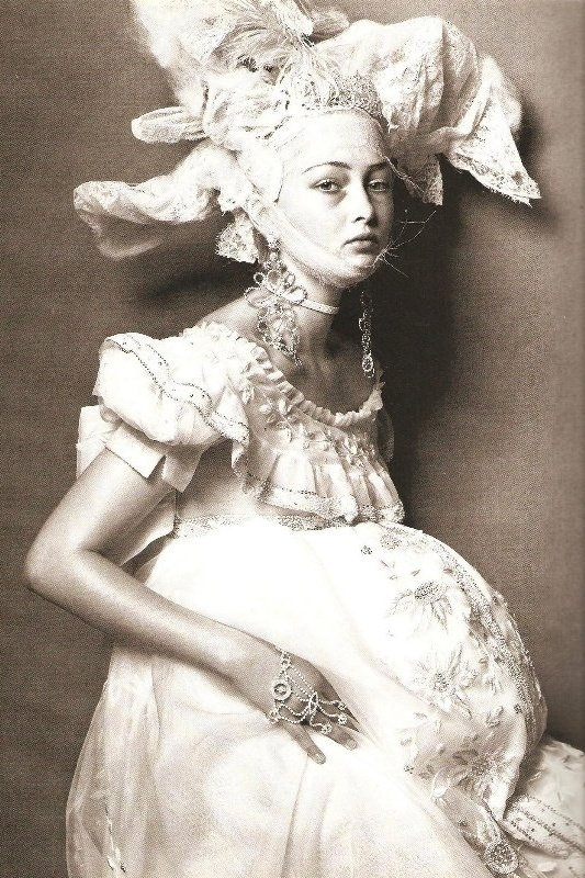 Vogue Italia Steven Meisel Couture - 14