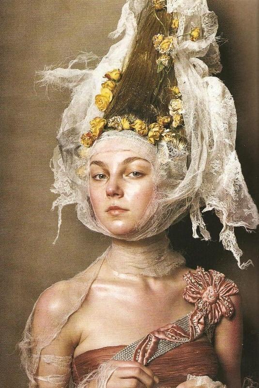 Vogue Italia Steven Meisel Couture - 11