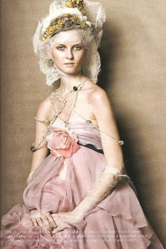 Vogue Italia Steven Meisel Couture - 12