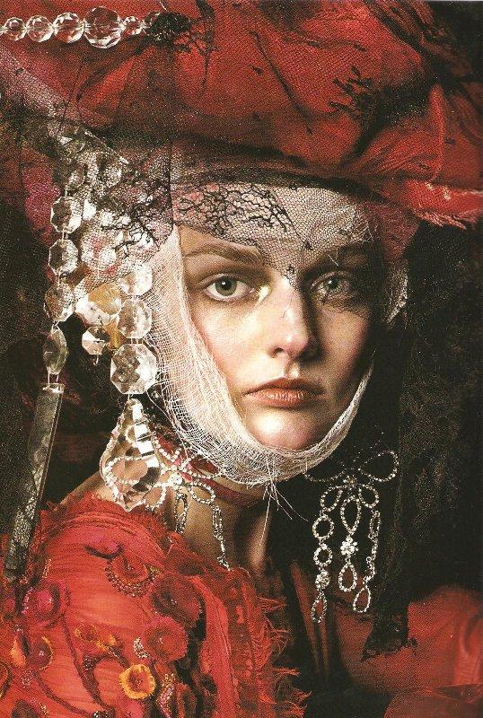 Vogue Italia Steven Meisel Couture - 02