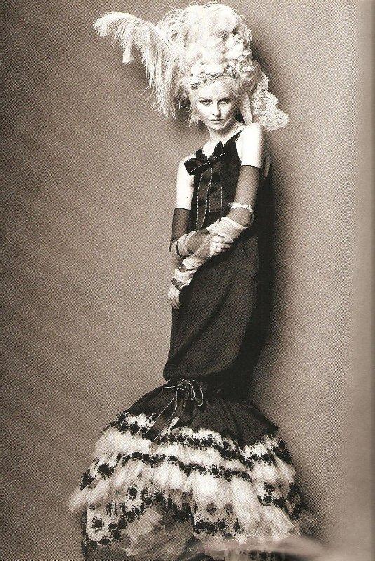 Vogue Italia Steven Meisel Couture - 06