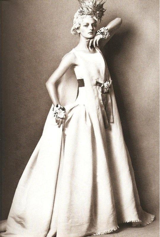 Vogue Italia Steven Meisel Couture - 10