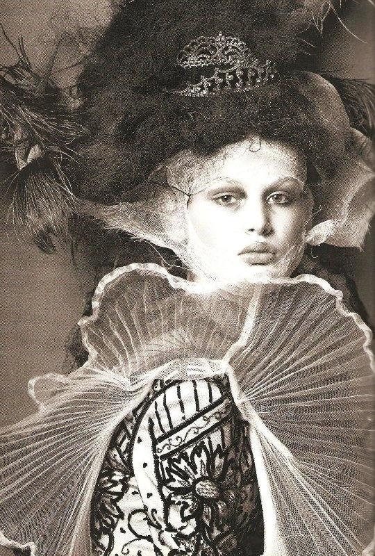 Vogue Italia Steven Meisel Couture - 09