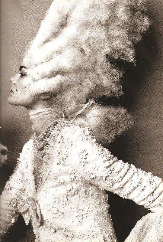 Vogue Italia Steven Meisel Couture - 04