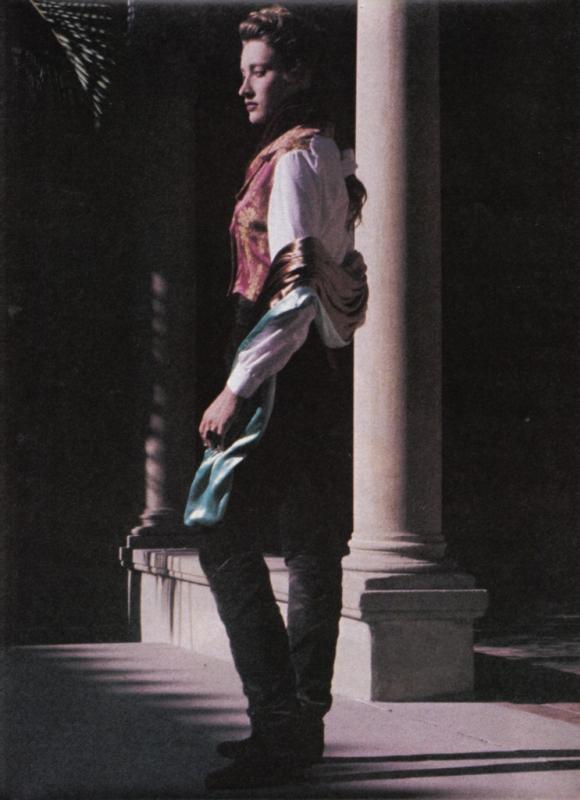 Deborah Turbeville, LA Style, 1989