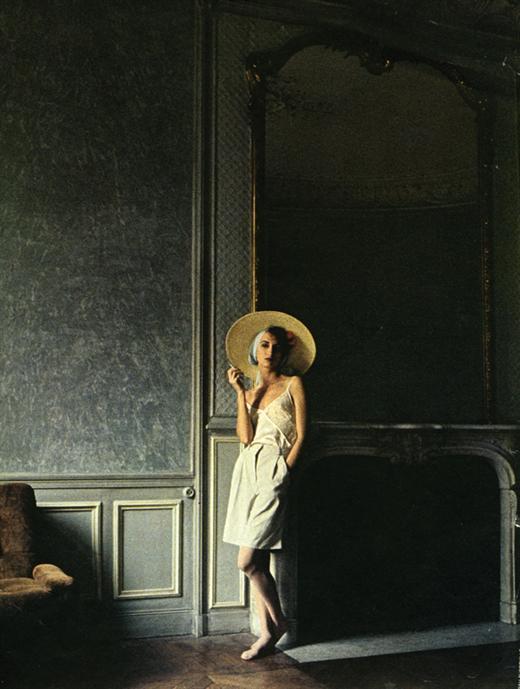 Deborah Turbeville, Pigalle, Vogue Pelle, 1982