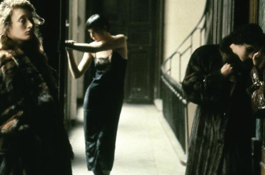 Deborah Turbeville, Women in furs, Italian Vogue, 1984