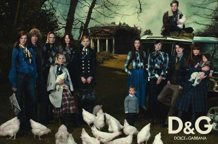 D&G fall-winter 08/09