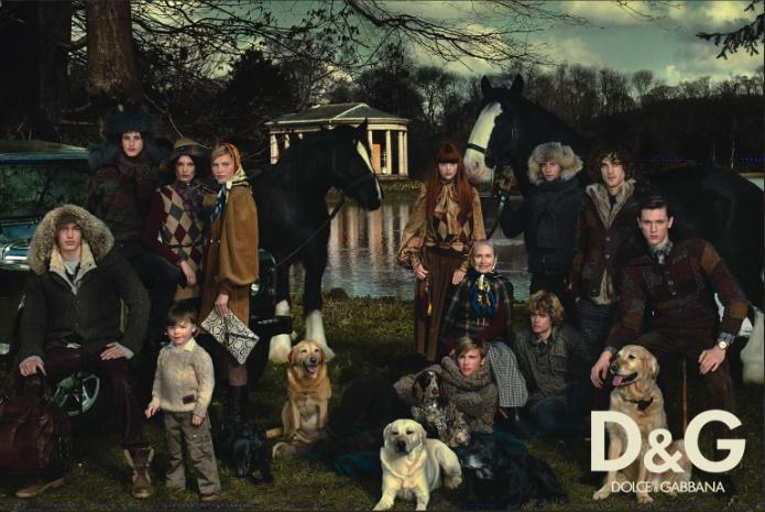 D&G fall-winter 08/09
