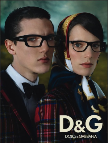 D&G 08/09 accessories ads