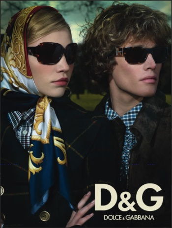 D&G fw 08/09 accessories